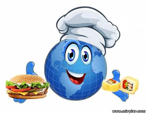 кухни мира