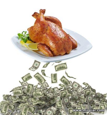 бизнес на готовых продуктах из курицы
