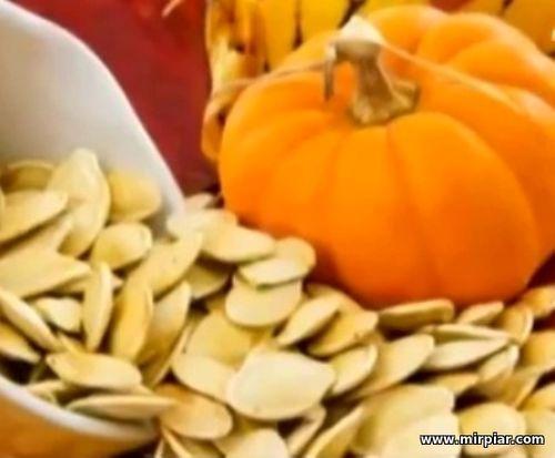 продукты-энергетики: тыквенные семечки
