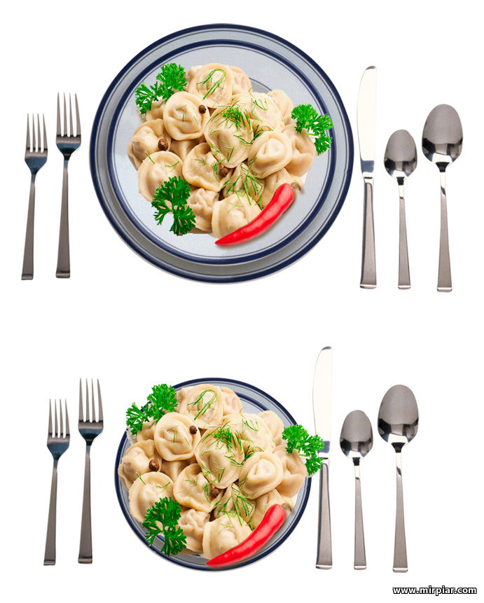 избавиться от лишнего веса, как похудеть, посуда для похудения, посуда и вес