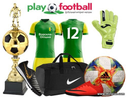 футбольный магазин в Киеве